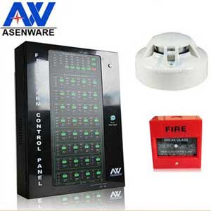 Asenware Fire Alarm System Installation by Rholuck Services Nigeria Limited