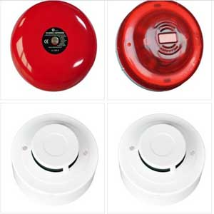 Fire Alarm System installation by Rholuck Services Nigeria Limited