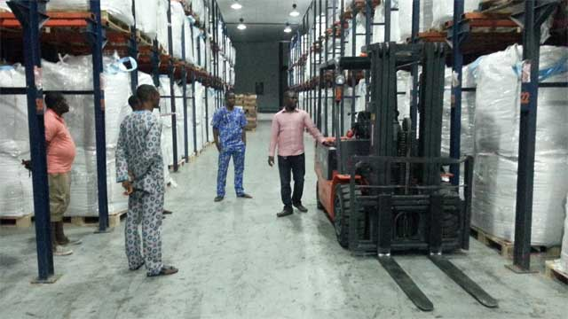Forklift training in Lagos with Rholuck Services Nigeria Limited 04